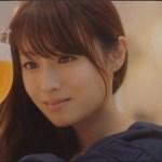 『ヱビス華みやび』CMで深田恭子のふんわりとした笑顔がかわいい!