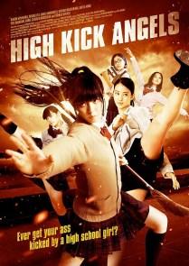High Kick Angels Film Poster