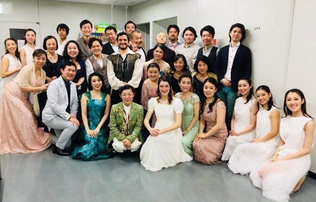 北とぴあ国際音楽祭 オルフェオとエウリディーチェ| 終演