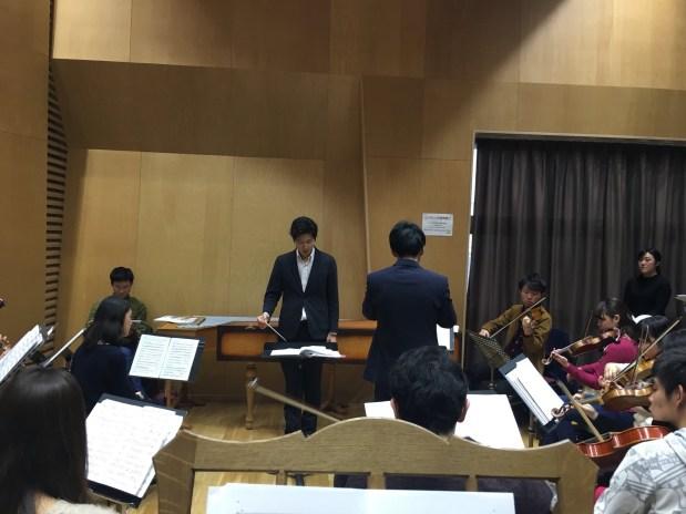 東京藝術大学バッハカンタータクラブ2018年定期演奏会など