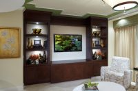 15 Wall Cabinet Design Ideas for your house - Genmice