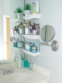 Fabulous Bathroom Shelves and Organizing Ideas That Will ...