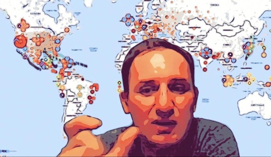 Arben Kane } Founder of Kontur
