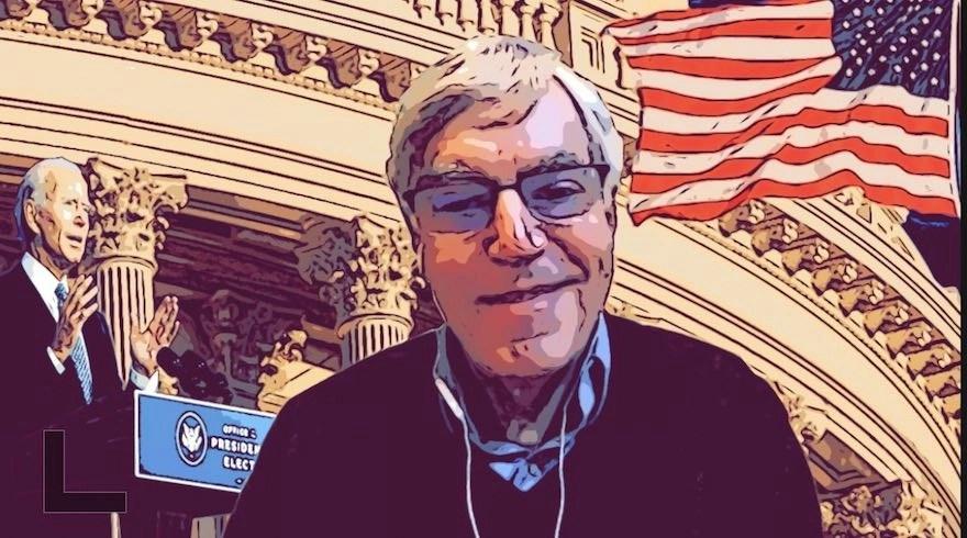 Dan Lashof | WRI Director on Biden's Climate Plan