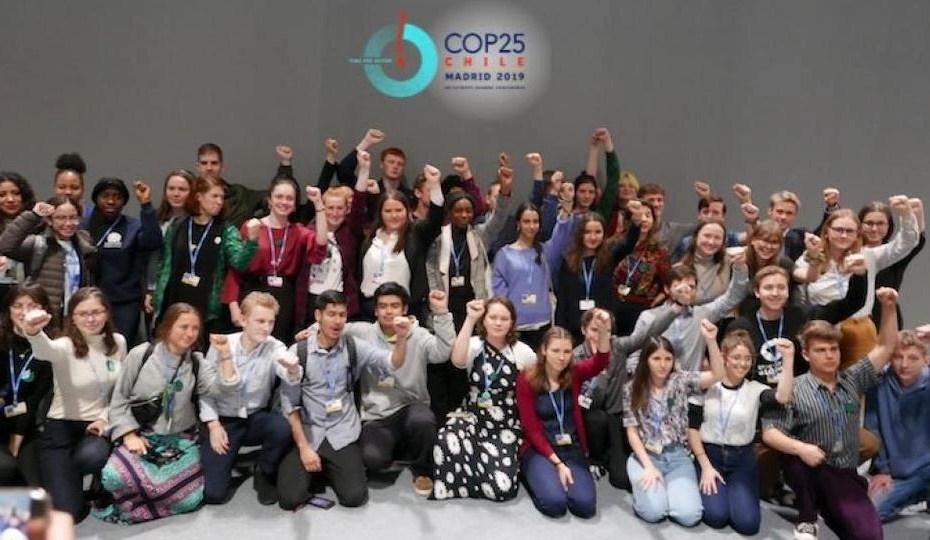 Fridays For Future COP25 Madrid