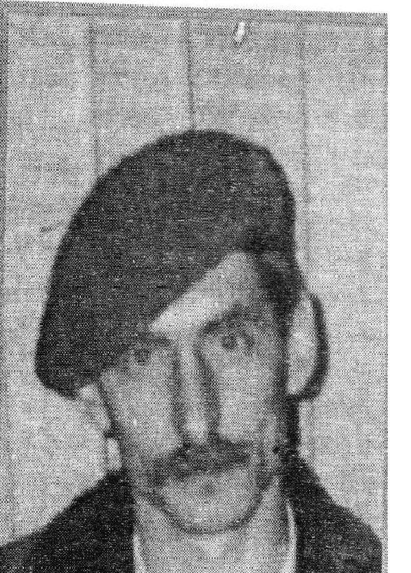 Zijad Subasic, commander of the Patriotska Liga unit in Visegrad.