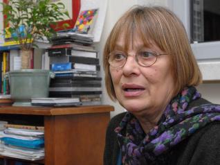Natasa Kandic. Photo by Dragan Kujundžić