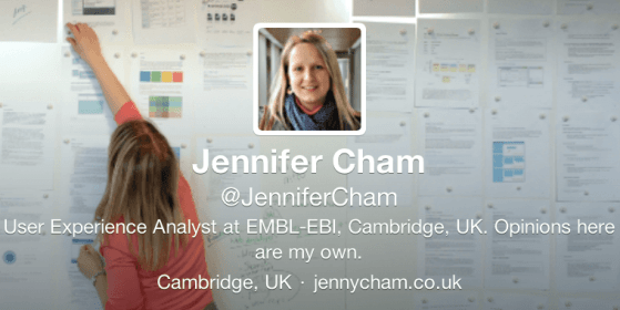 Jennifer Cham - Screenshot image