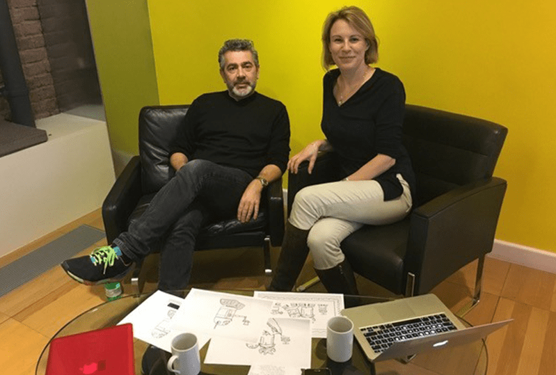 Professor Anna Middleton AND Julian Borra