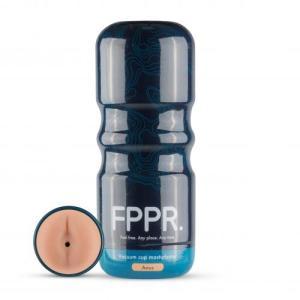 FPPR. FPPR. Anus Masturbator - Mokka   Genotshop.nl
