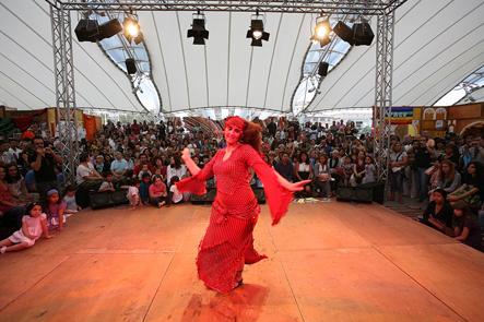 Danza Orientale Suq Festival - foto Max valle