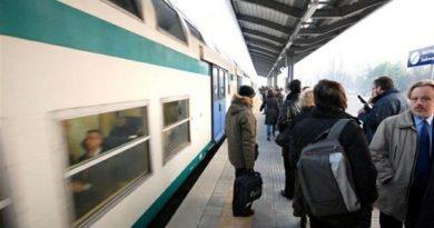 pendolari, treno, treni