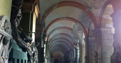 """Sabato il """"Tour architettura"""" di Genova Cultura al cimitero monumentale di Staglieno"""