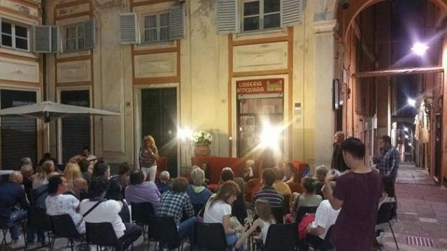 Il salotto di Via Garibaldi
