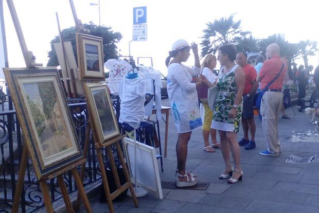 mercatino artisti