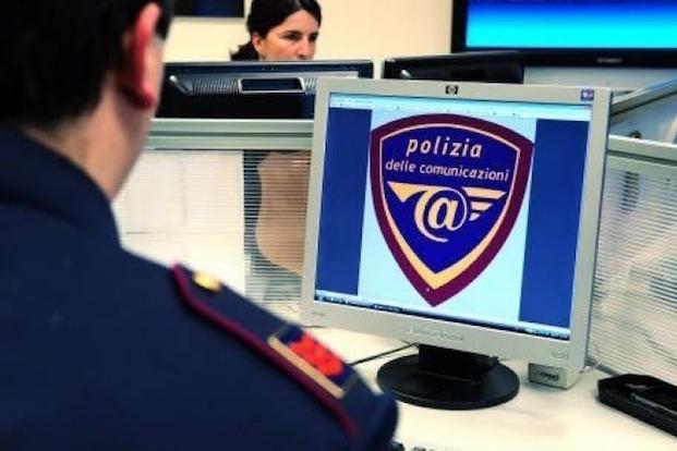 postale terrorismo polizia