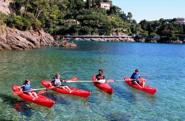 outdoor portofino canoa