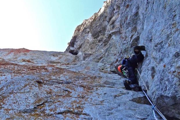 corno stella alpinismo