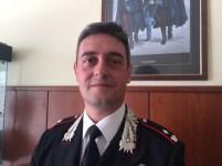 Il maggiore Paolo Sambataro, capo del nucleo investigativo dei carabinieri