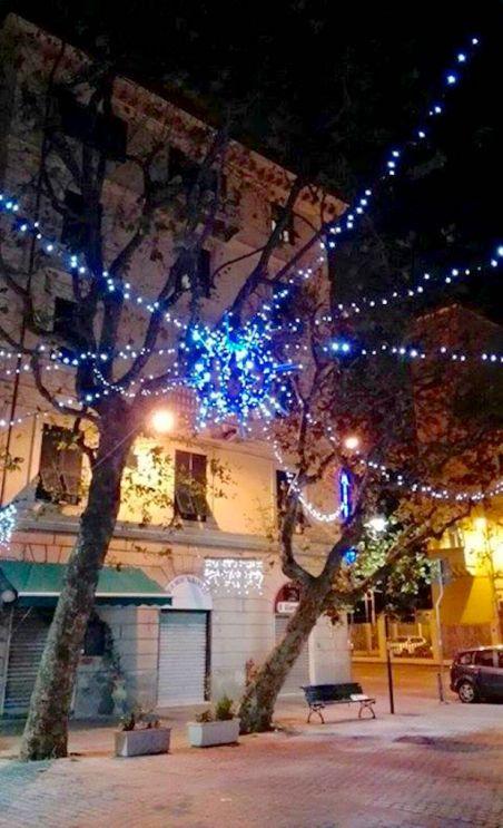 Voltri - Piazza Lerda - via Sant'Ambrogio