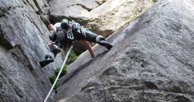 Alpinismo, la Val di Mello vista con gli occhi di un istruttore Cai – LE FOTO
