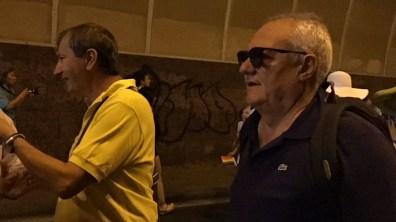 Gianni Crivello e Mario Tullo