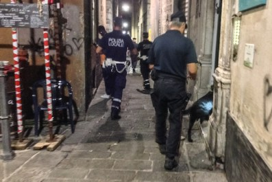 pm cc unità cinofila carabinieri