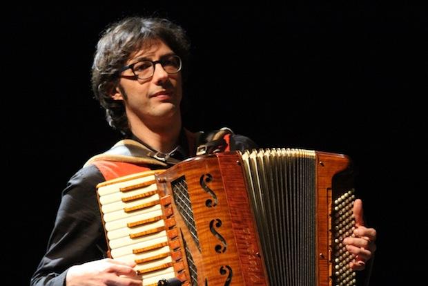 Antonio Vasta (con Incudine)
