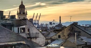 La città della Lanterna a Palazzo Reale, visita teatrale, spettacolo e reading