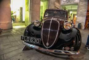 Auto d'epoca Carlo Felice