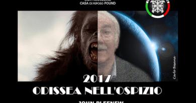 """Le vignette di Carlo Besana, """"2017 – Odissea nell'ospizio"""""""