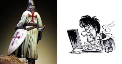 I templari dell'antifascismo, ovveronon è tutto Dore quel che luccica