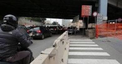 Ancora code, a Sampierdarena tutti contro l'abbattimento della rampa della sopraelevata in via Cantore