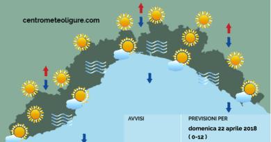Meteo Limet, temperature in forte calo lungo le coste, ma saliranno nell'interno
