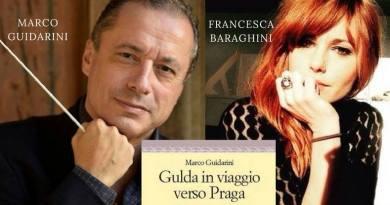"""Il maestro Guidarini presenta il suo libro """"Gulda in viaggio verso Praga"""" a """"l'Amico Ritrovato"""". Lo intervista Francesca Baraghini"""
