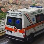 Croce Bianca Genovese, inaugurazione di nuova ambulanza con concerto dei Buio Pesto