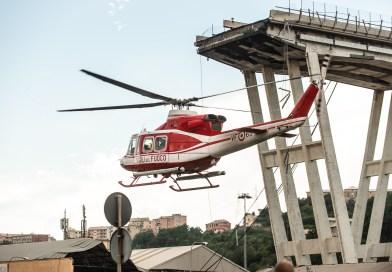 Ponte Morandi 24 ore dopo: 39 vittime sicure. La Procura indaga per disastro colposo e omicidio plurimo