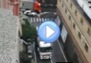 Via Reggio a Multedo ancora ostaggio dei mezzi pesanti