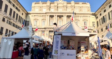 "In piazza Matteotti fino a martedì ""BonjourProvenceet la France"""