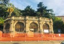 Dopo 14 anni, partito il recupero di Scalinata Borghese. Verrà risanato anche il parco