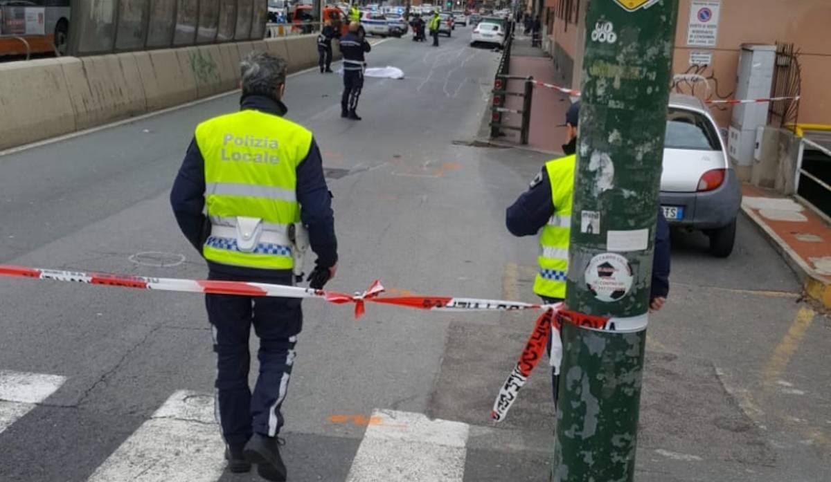 Incidente mortale in corso Europa, indagati i vertici tecnici di Aster e il capo dell'Ufficio Mobilità di Tursi