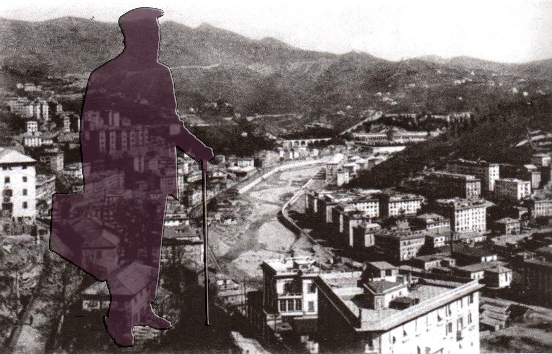 La fuga di Alvise dalla residenza per anziani, alla ricerca della sua giovinezza