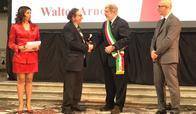 Grifo A Walter Arnold Lo Scultore Americano Che Salva Le Statue Di Staglieno Genovaquotidiana