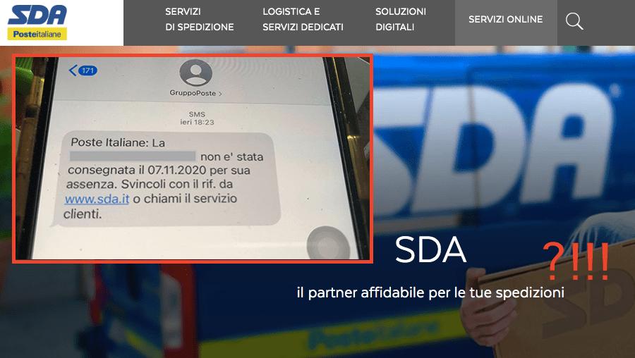 Poste Sda Mancate Consegne Centinaia Di Utenti Inferociti Genovaquotidiana