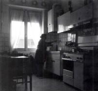 L'interno di una casa recuperata