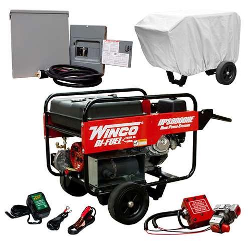 Winco HPS6000HE Package