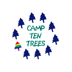 Camp ten Trees logo