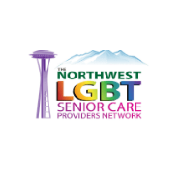 NW LGBT Senior Care  Logo
