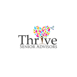 THRIVE Senior Advisors logo