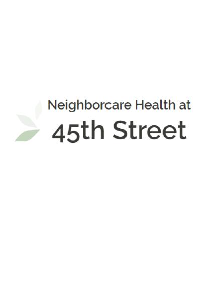 45th Street Neighborcare Health